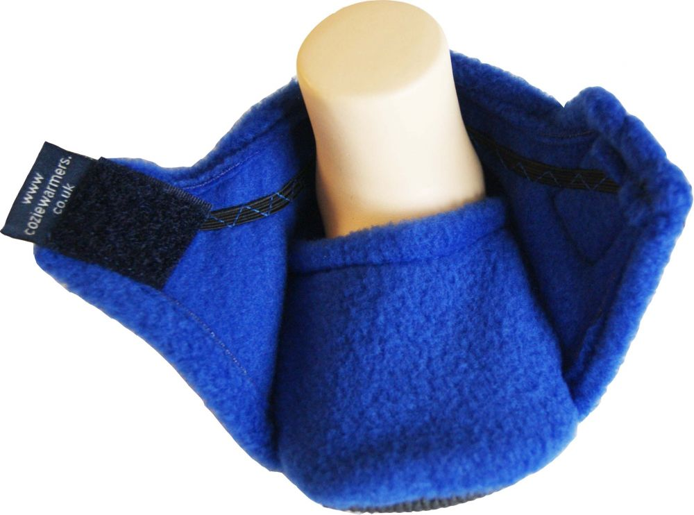 royal blue toddler slipper