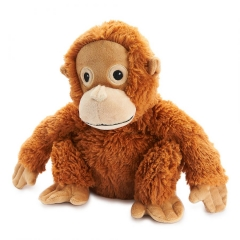 "warmies 13"" orangutan"